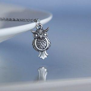 🌸 Dainty Owl Necklace/Bracelet/Anklet, Handmade🌸